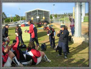 Softball Australia 2009 Fastpitch Softball Tradition