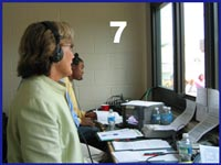 ESPN Coverage of Fastpitch Softball Behind the Scenes Picture 7