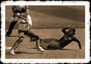 Fastpitch Softball Free Baserunning Tip - practice sliding if you want aggressive base runners