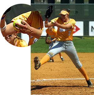 Fastpitch Softball Hitting Focus - Soft focus vs Hard Focus batting