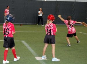 2010 Sluggers Clinics - Schaumburg Illinois