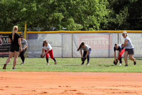 Softball Excellence 2013 College Prep Bootcamp