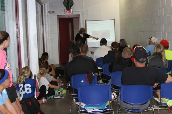 2013 Schaumburg Sluggers Coaches Clinic