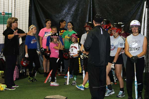 2013 Schaumburg Sluggers Coaches Clinic