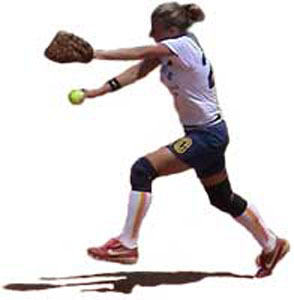pitcher drop ball stride up timing