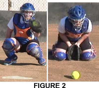 catcher one hand protection necessary bare hand receive block