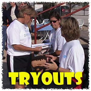 tryout succeed players coach athlete athletes