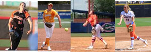 fastpitch softball copy Successful pitchers tv pitching espn imitate