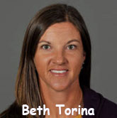 Beth Torina LSU 2016 Pitching Summit College Coach