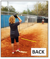 Pitchers Up Backs Drill Solve Pitching Problem Solution