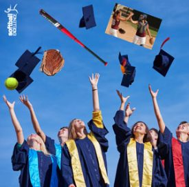 softball high school college seniors thank you graduate graduation life player