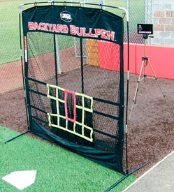 Jugs Backyard Bullpen Absolutes College Pitchers Toughness Hunger Accuracy