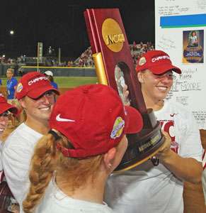 Championship Teams WCWS Oklahoma 4 Take Aways