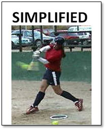 hitting brain simplified hitter knowledge swing correct incorrect body