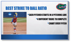 Florida Jen Roacha Best Strike Ball Ratio