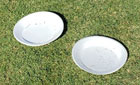 styrofoam plates equipment conditioning condition drill fitness session